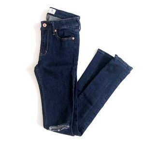 Abercrombie & Fitch Women's 0R Super Skinny Jeans